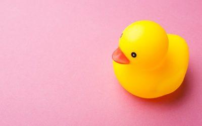 Gebruik je website niet als Donald Duck om achter te verschuilen