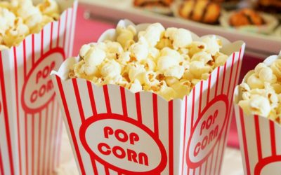 Een beetje zoals popcorn